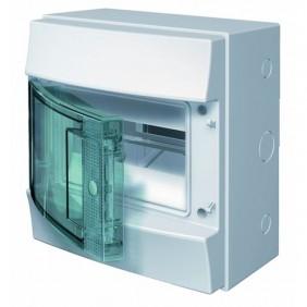 Coffret électrique avec bornier terre - Mistral 65 ABB