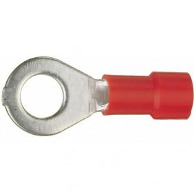 Cosse à sertir - pré-isolée - à anneau KLAUKE