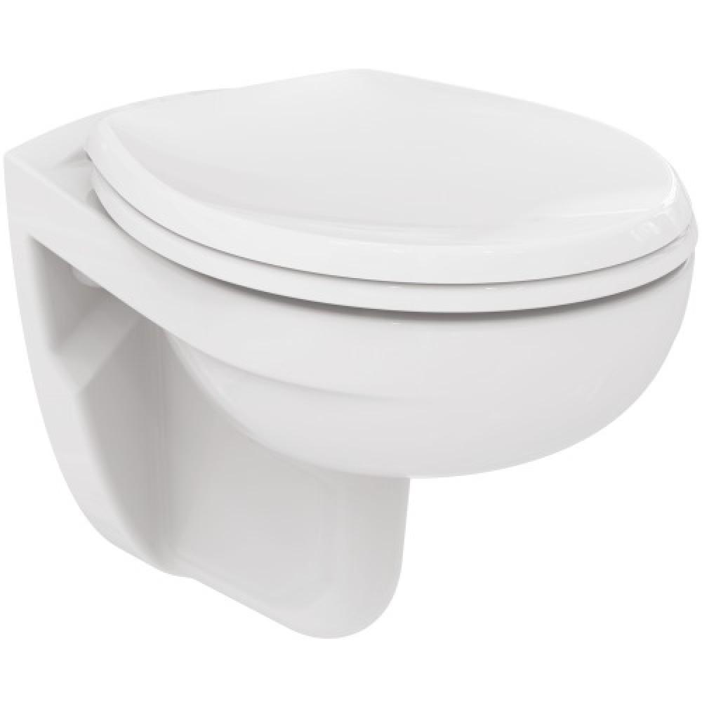 Marque De Toilette Suspendue cuvette wc suspendue - sans bride avec abattant - matura porcher sur  bricozor