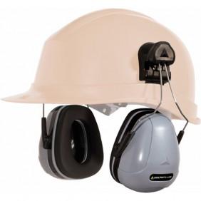 Coques antibruit pour casque de chantier Granit Wind et Diamond 5 DELTA PLUS
