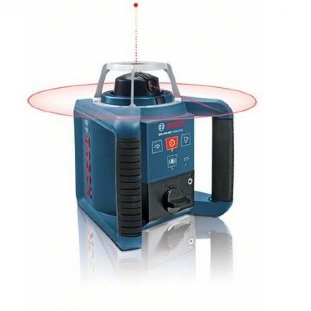 niveau laser rotatif grl 300 hv pack ext rieur tr pied