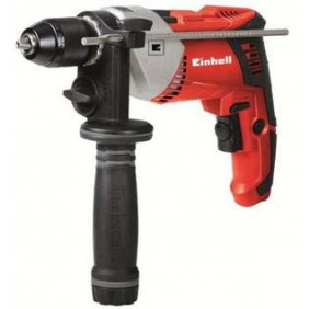 Perceuse à percussion - 750 w - Einhell - TE-ID EINHELL