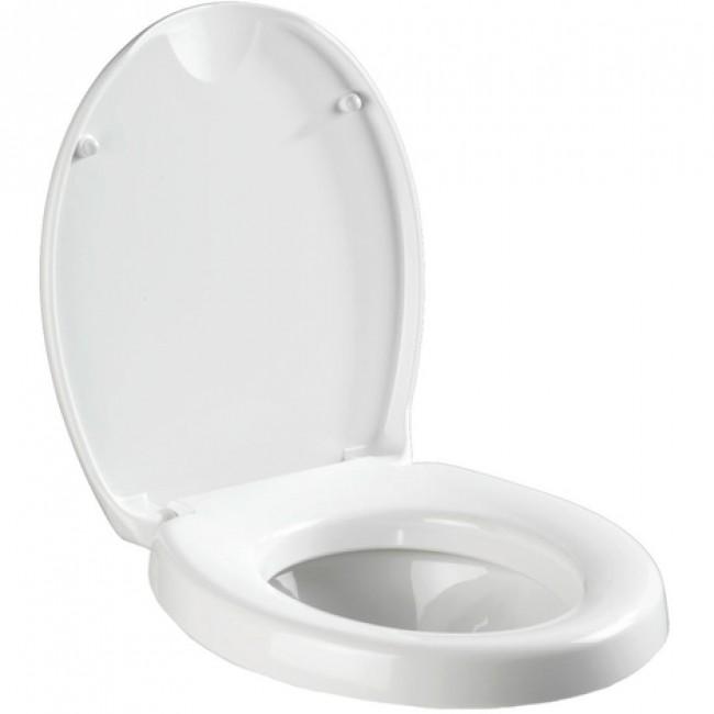 Abattant WC - Secura - Réhausseur - Easy-Close WENKO