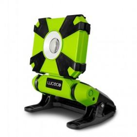 Projecteur de chantier LED - rechargeable - orientable LUCECO