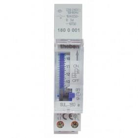 Interrupteur horaire mécanique avec réserve de marche - SUL 180A THEBEN