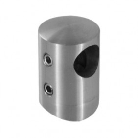 Support transversal - pour barre 12 mm - garde-corps - inox Design Production