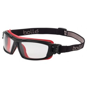 Lunettes-masque - protection optimale - incolore - ULTIM8 BOLLÉ