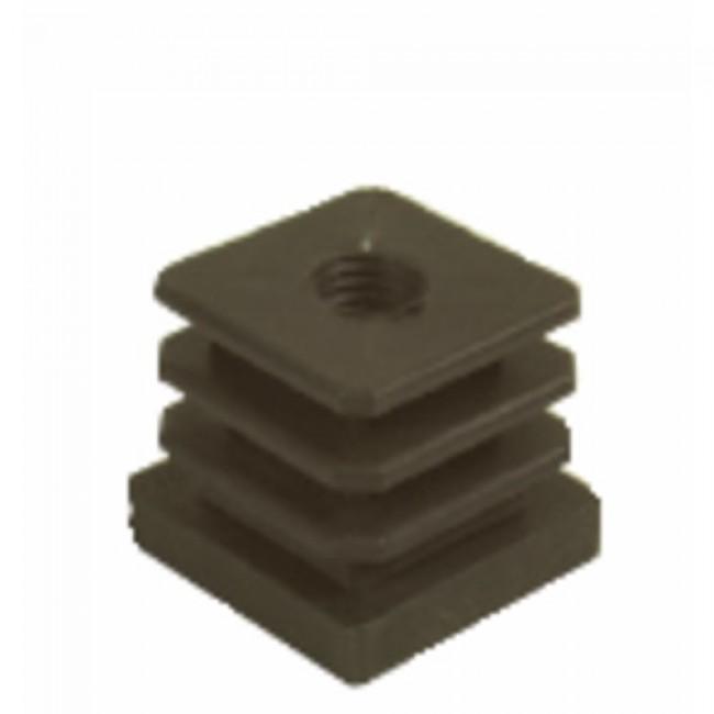 Écrou polyamide pour tube carré PERGA