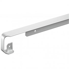 Jonctions d'angle en aluminium pour plan de travail NORDLINGER