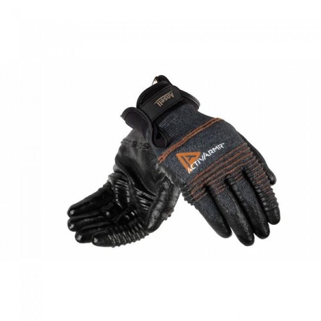 Gants de travail - nylon et KEVLAR - ActivArmr® - 97-008 ANSELL