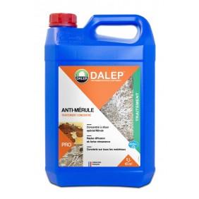Anti-Mérule – fongicide – concentré – pour tous matériaux DALEP