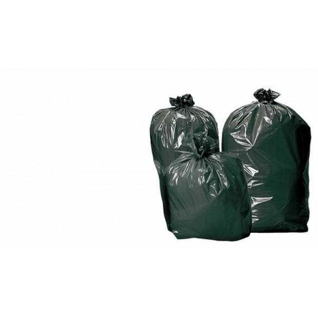 Sacs poubelle 110 litres, 40 microns (x200) BRICOZOR
