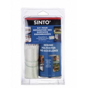 Résine polyester pour réparer et consolider SINTO