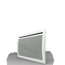 Panneau rayonnant - Aixance digital - conforme ERP AIRELEC