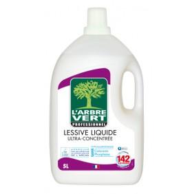 Lessive écologique - liquide - ultra-concentrée - 5 litres ARBRE VERT