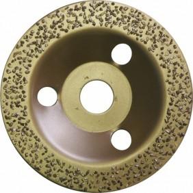 Plateaux Carbocup plats-diamètre 125 mm SIDAMO