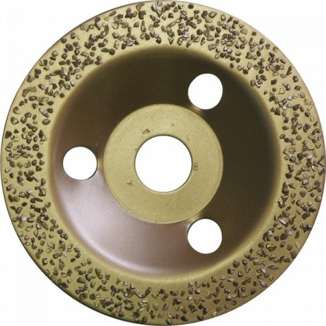 Plateaux Carbocup convexes-diamètre 125mm SIDAMO