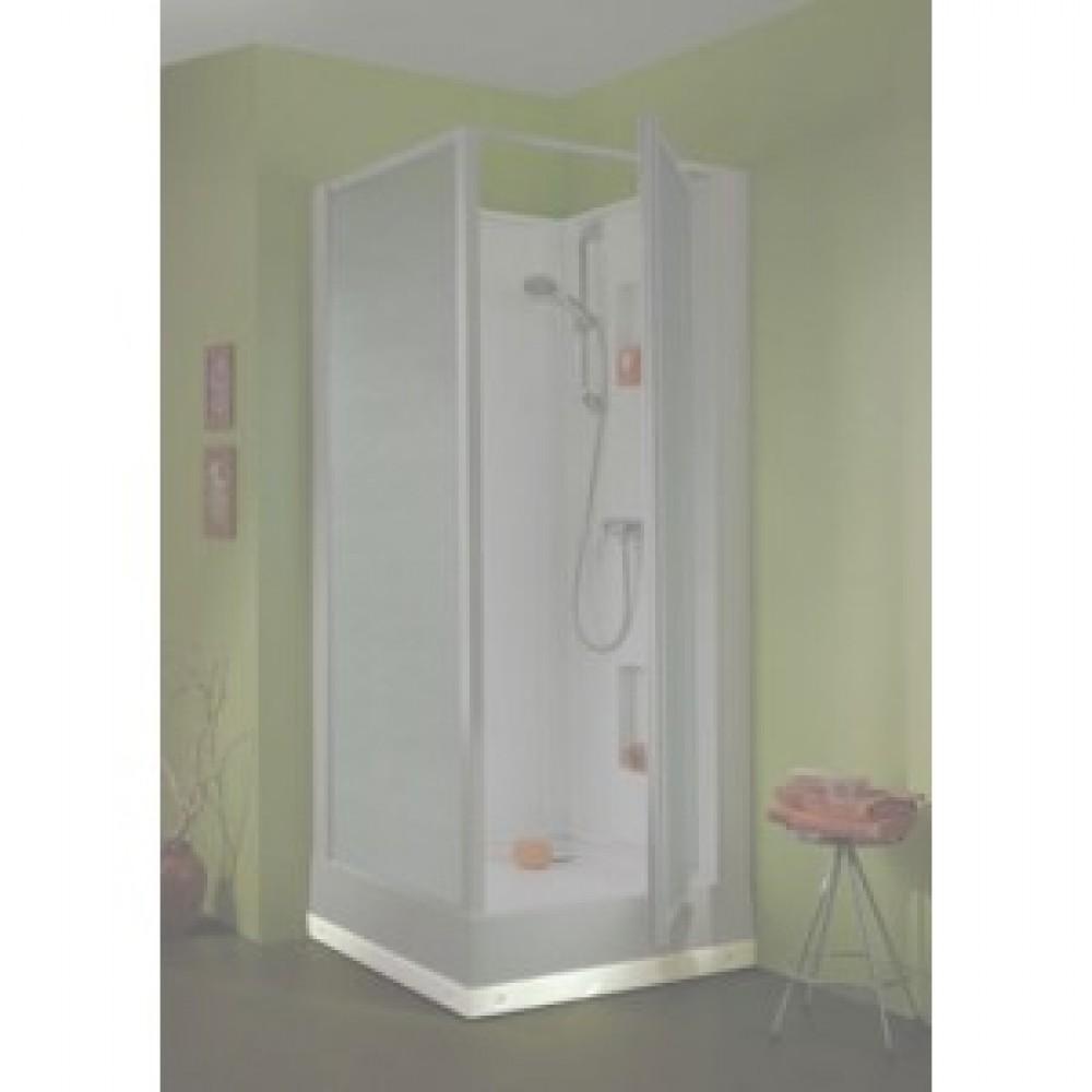 kit pour cabine de douche suf r hausse pieds tablier leda bricozor. Black Bedroom Furniture Sets. Home Design Ideas