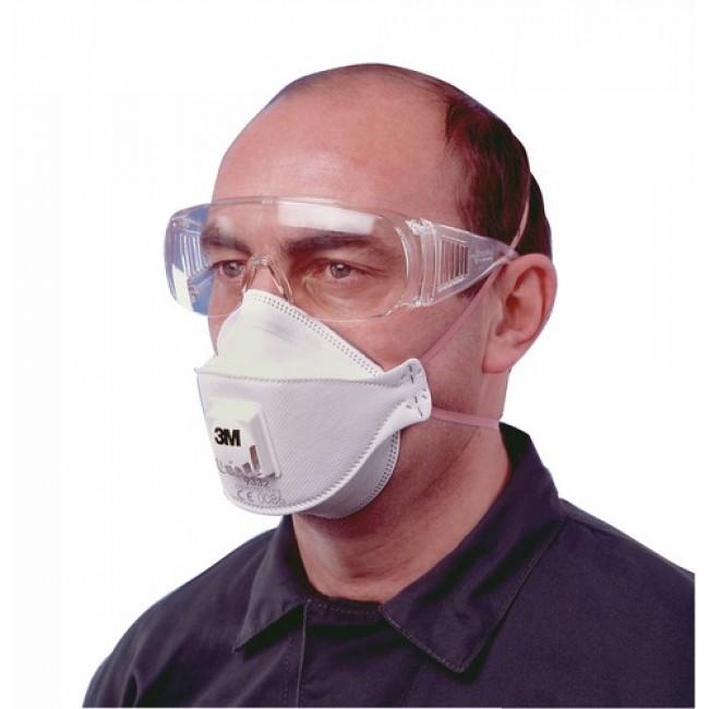 Masque filtrant 9332 - Boîte de 10 3M