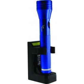Torche aluminium rechargeable - 20 leds VOLTMAN