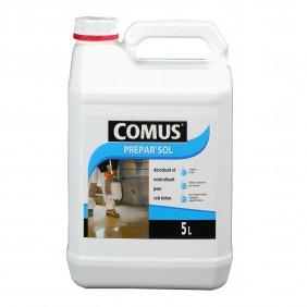 Dérochant et neutralisant sols béton - 5 litres - Prepar'sol COMUS