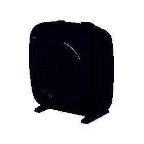 Soufflant mobile - noir - 2000 W - RICCI DREXON