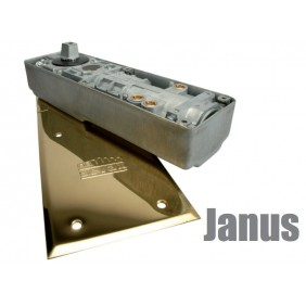 Pivot de sol pour porte simple ou double action - Janus SEVAX