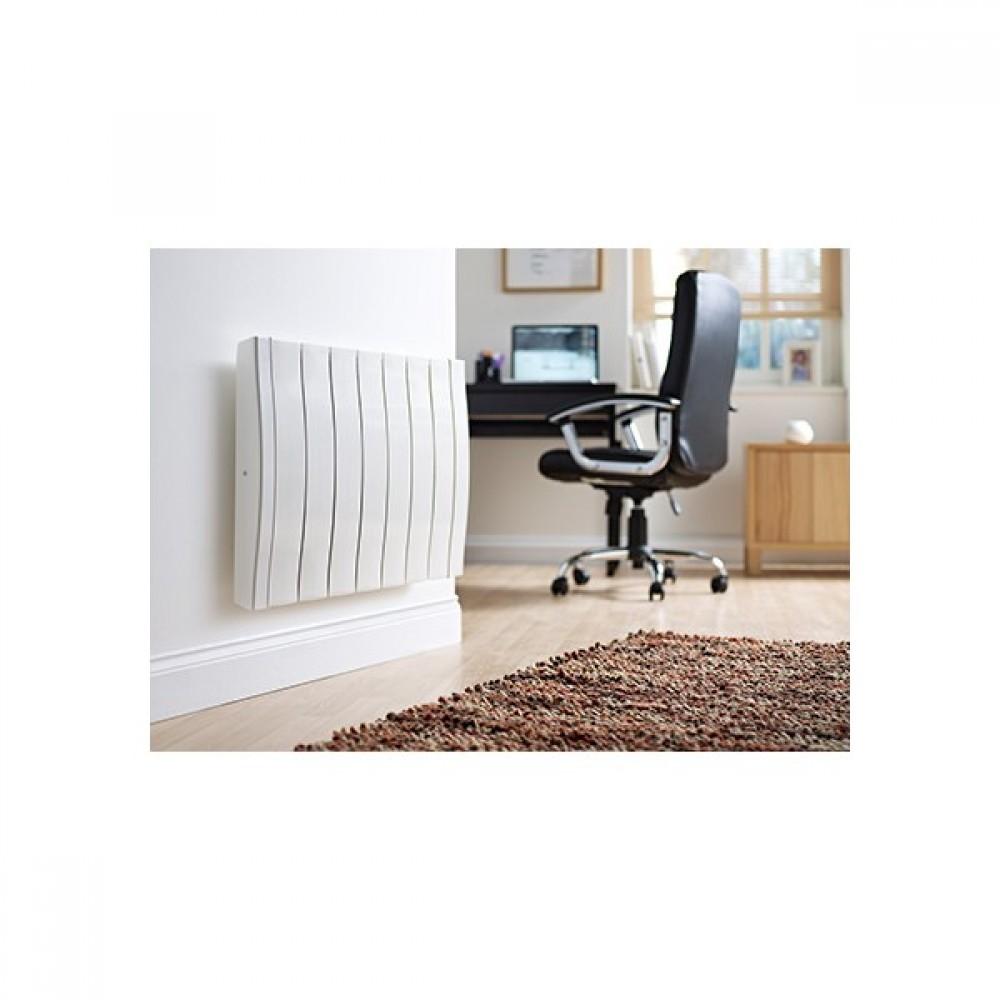 radiateur lectrique inertie s che horizontal rcwave haverland bricozor. Black Bedroom Furniture Sets. Home Design Ideas