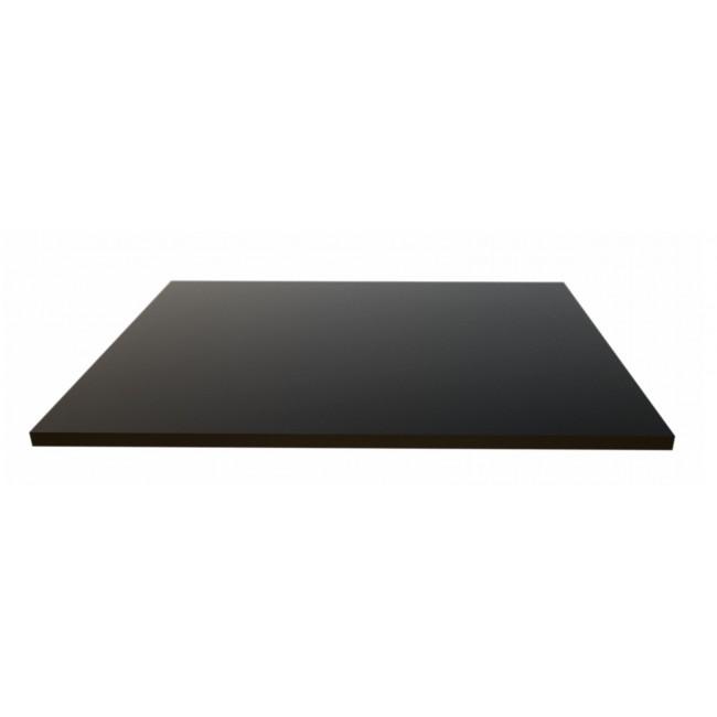 Plateau bas noir - aluminium - pour Mod11 CAMPS