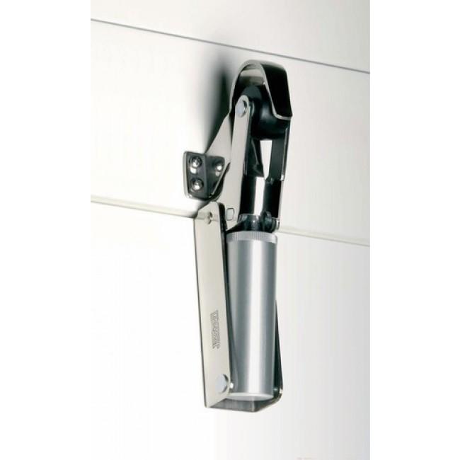 amortisseur de fermeture pour porte en acier inox aisi 304 justor bricozor. Black Bedroom Furniture Sets. Home Design Ideas
