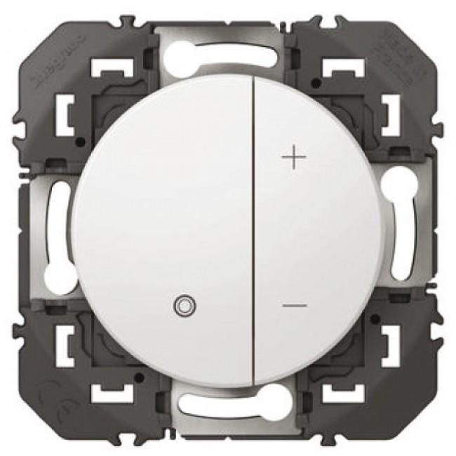 Ecovariateur 2 fils sans neutre - Blanc - Dooxie LEGRAND