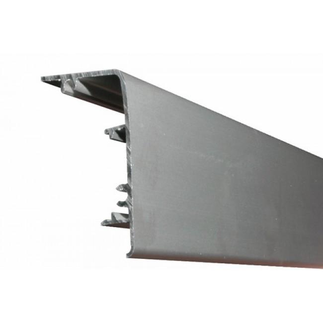 Cache-rail pour vantail verre Série Expert ROB