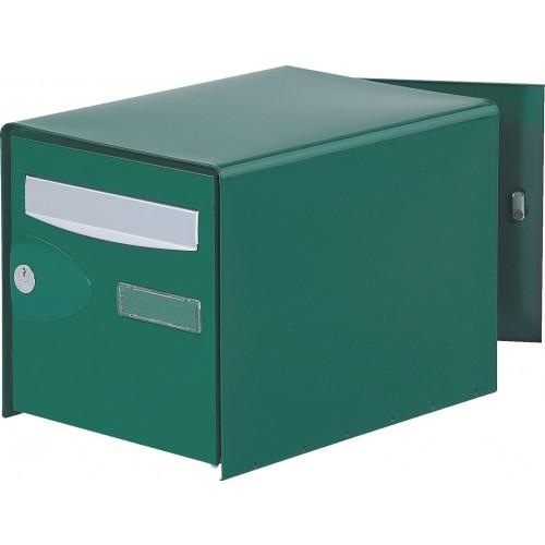 Boîte aux lettres Probox simple face, vert