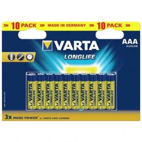Pile alcaline - Varta - Longlife VARTA