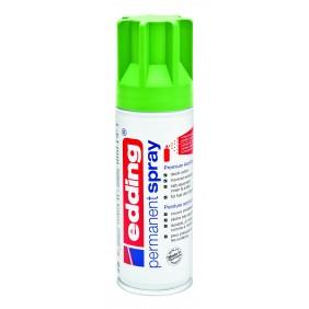 Spray peinture acrylique edding e5200 vert jaune RAL 6018 EDDING