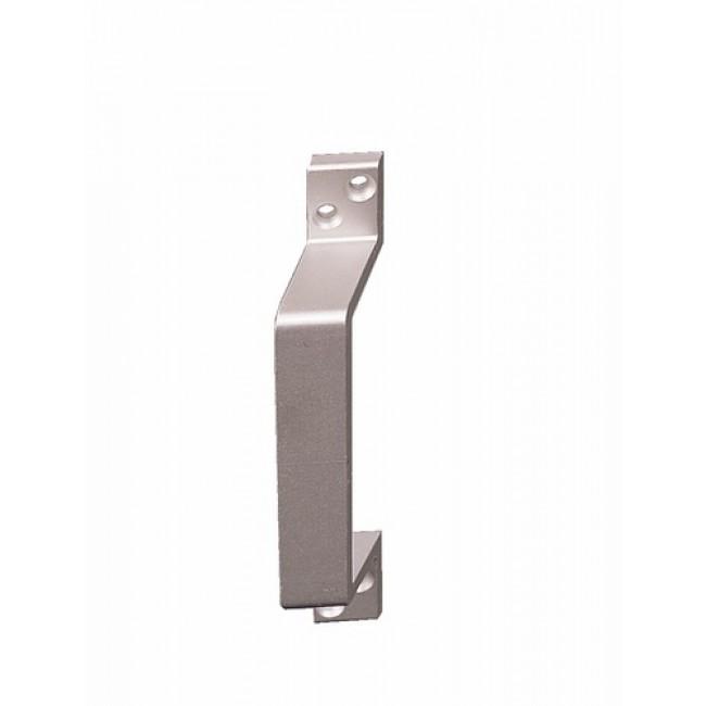 Poignée de tirage déportée aluminium pour porte battante BRICOZOR