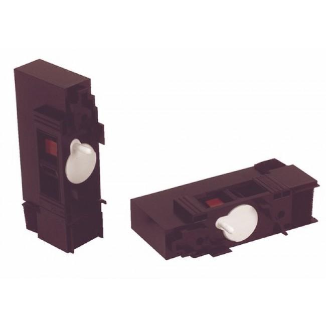 Embouts pour aérateur à clapet  - vitrage 24 mm - THM 90 RENSON