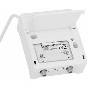 Amplificateur TV - intérieur - AFI112T - réglable FRACARRO