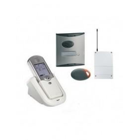 Interphone sans fil radio pour un logement HAGER