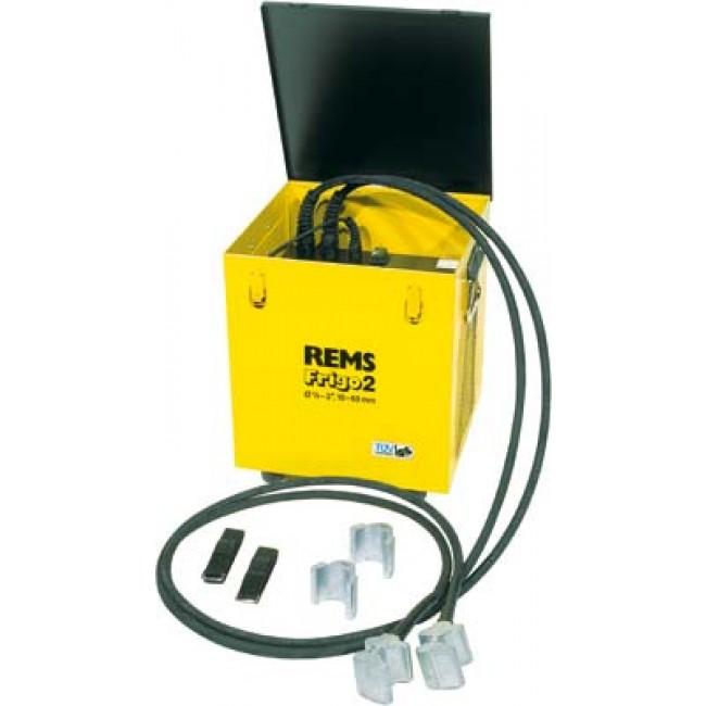 Appareil à congeler les tubes FRIGO2 REMS