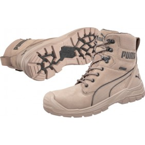 Chaussures de sécurité - hautes - Conquest STONE High S3 HRO SRC PUMA