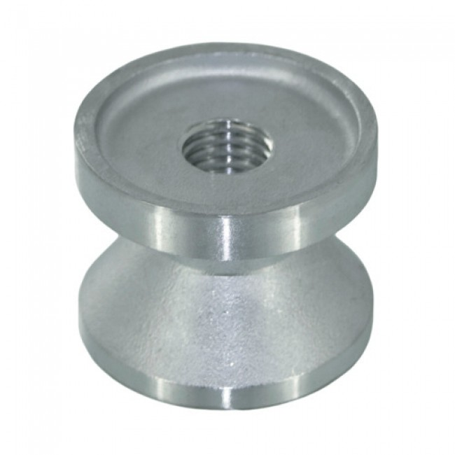 Bague à souder - pour poteau d'escalier - diamètre 42,4 mm Design Production