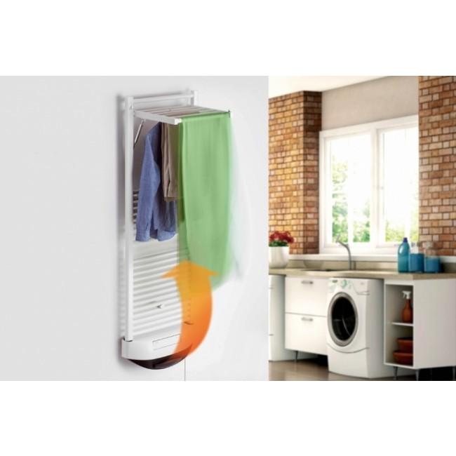 Radiateur sèche-serviettes et sèche-linge – 750 watts + 1000 watts DELTA CALOR