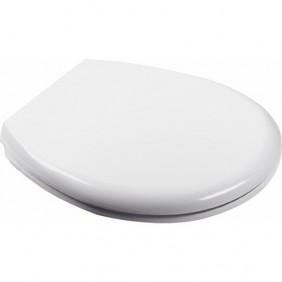 Abattant en plastique thermodur blanc - Vendôme DUBOURGEL