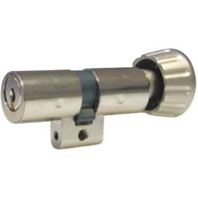 Cylindre profil suisse Expert Plus - diamètre 22 mm à bouton - 4 clés DORMAKABA