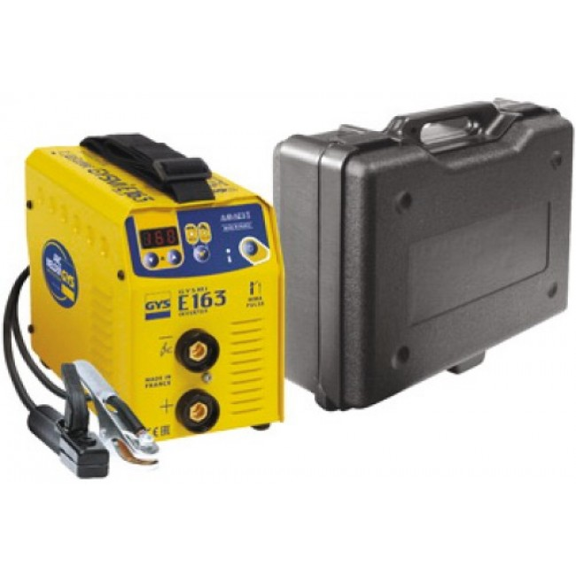 Poste à souder Gysmi E163 - ultra léger GYS