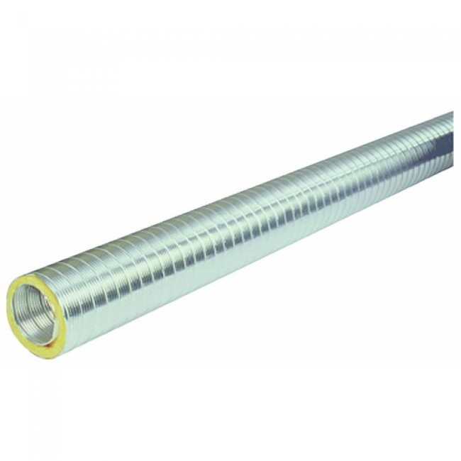 Conduit semi-rigide calorifugé pour Odysée 2 - diamètre 160 mm ATLANTIC