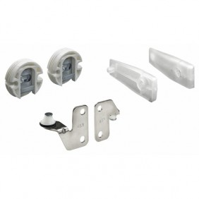 Kit stabilisateurs et pièces de réglage 2D de la façade-Big OrgaTower HETTICH