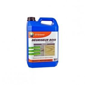Dégriseur bois - désoxydant pour métaux - D'griseur DALEP