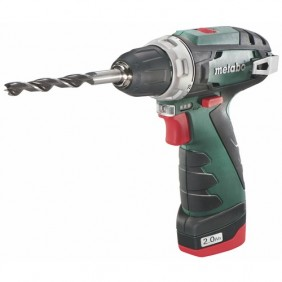 Perceuse-visseuse sans fil 10,8 V 2Ah-BS Basic METABO